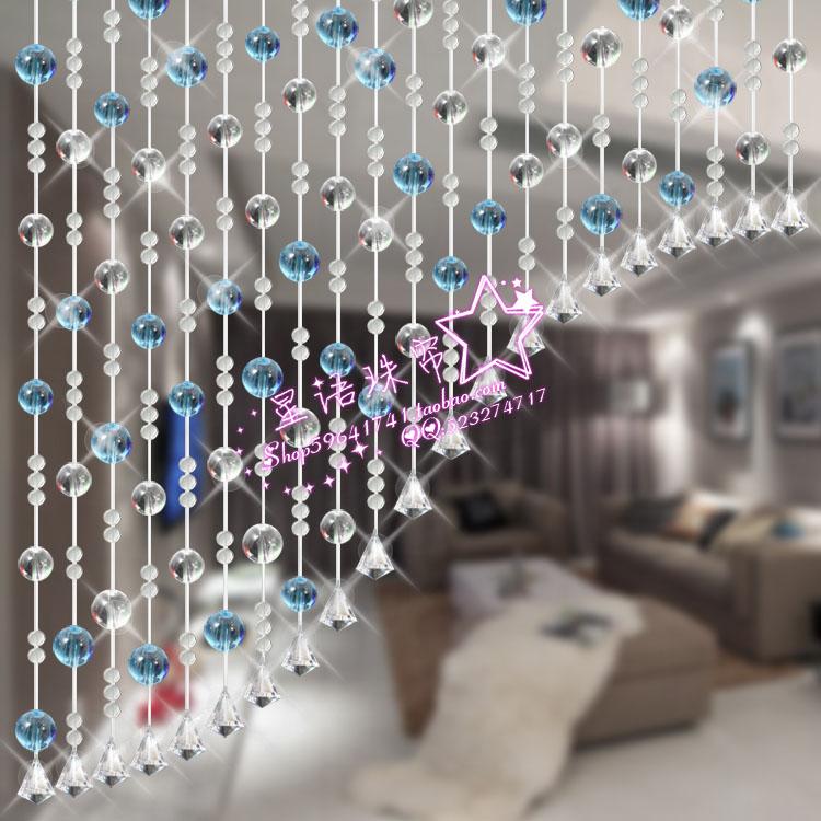 Buy bead curtain crystal bead curtains - Crystal door curtain beads ...