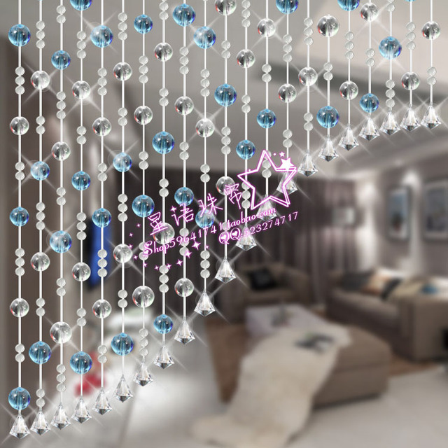 Crystal Door Curtain Beads - Rooms