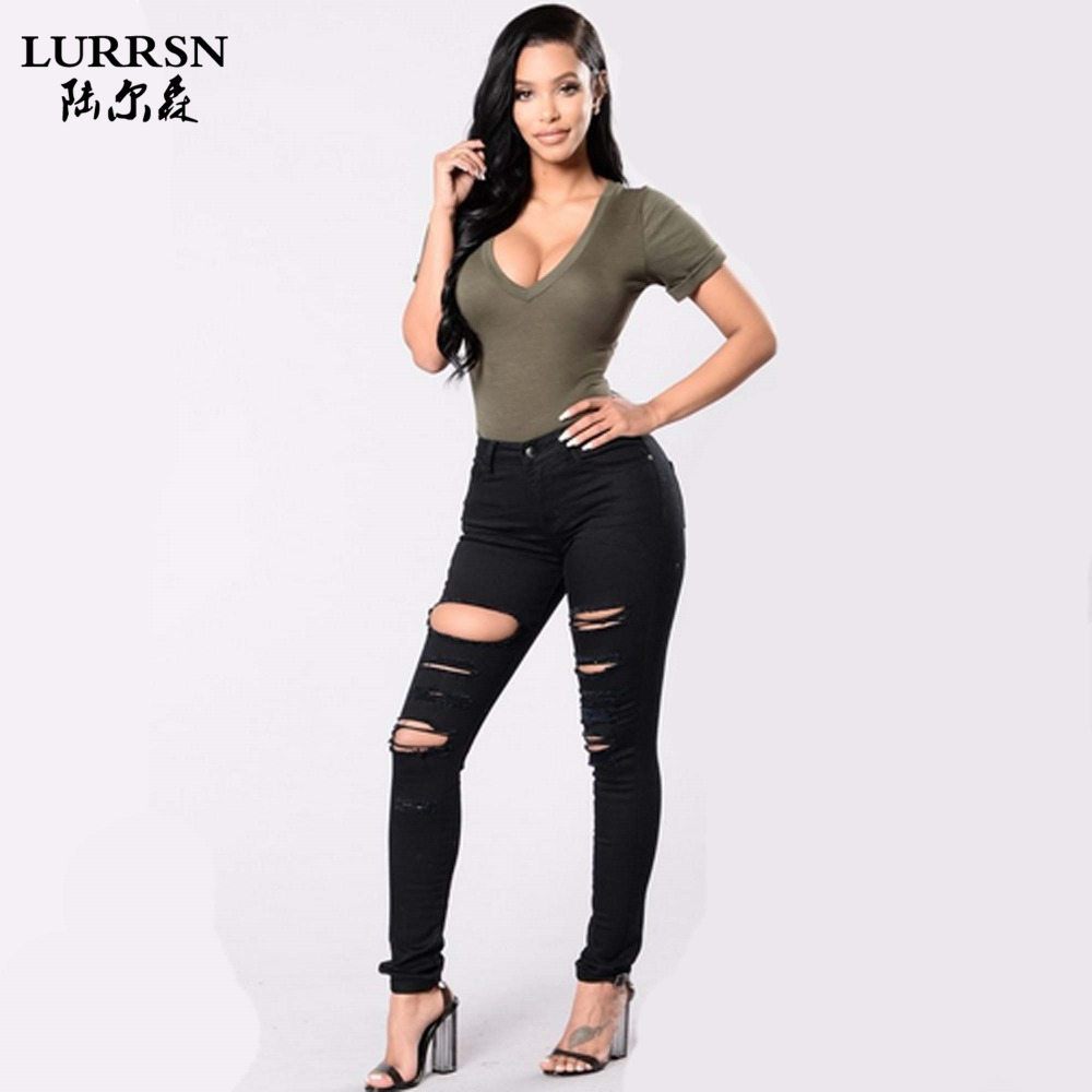 Compare Prices on Black Jeans Ladies Jeans- Online Shopping/Buy ...