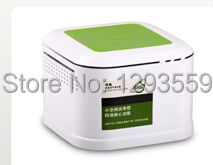 MinI air purifier with Inion,the killer of bad air .Hepa,activated carbon filter, remove second-hand smoke,PM2.5,cute design.(China (Mainland))
