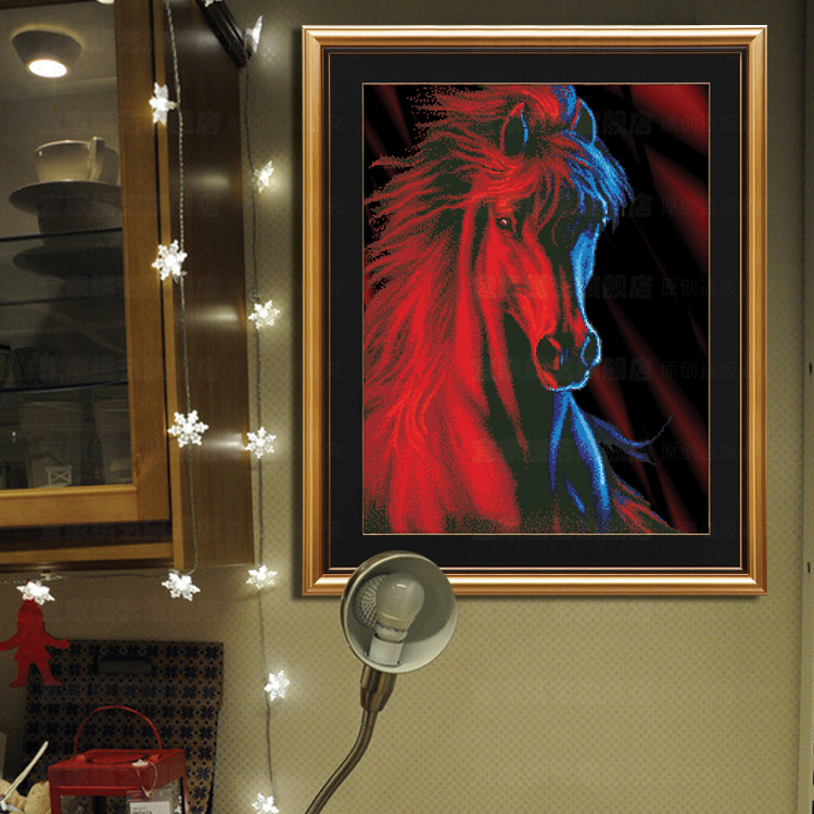 Гаджет  Precision printing 3D stitch newest animals living large painting of Ice and Fire series success to stitch None Изготовление под заказ