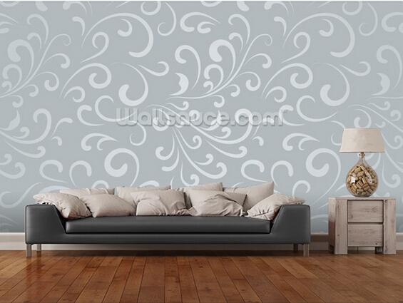 Online kopen Wholesale grey wallpaper pattern uit China grey ...