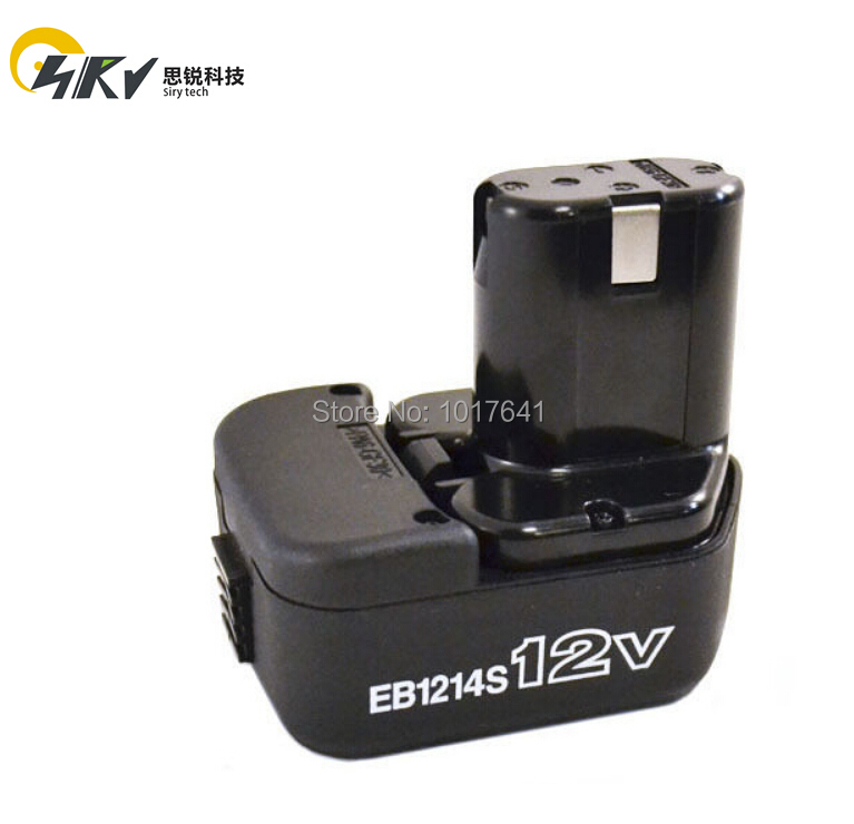 EB1214S 12V 324360 NiCd Battery New for Hitachi UC18YG DS12DVF2 WH12DAF UC18YGL2(China (Mainland))