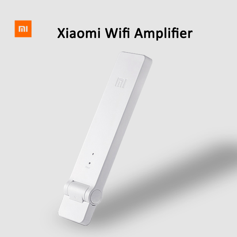 Original Xiaomi WIFI Amplifier Mi Router Wireless Wi-Fi Repeater Network Router Expander Antenna Wifi Roteador Signal Amplifie(China (Mainland))