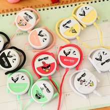 2016 Ear-Hook cute cartoon earphone for Iphone samsung MI LG Huawei kids earbuds mobile phone headphone best gift IG16
