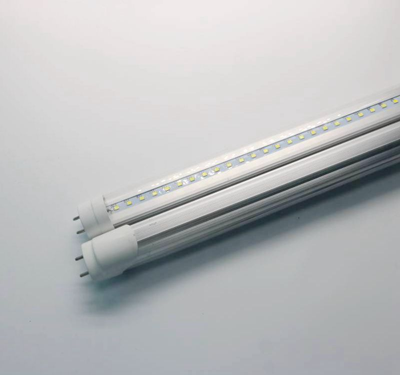 10pcs/lot 3FT T8 LED TUBE 900mm Transparent/Milky 15W 72led/pc SMD 2835 AC110-240V 300LM led light tube(China (Mainland))