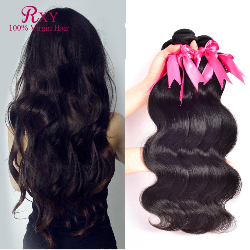 6A Peruvian Virgin Hair Body Wave 3pcs Lot Puruvian Hair Bundles Body Wave Rosa Hair Company Cheap Unprocessed Human Hair Weave