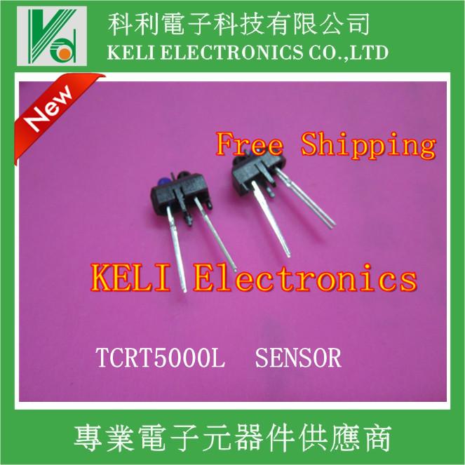 Free Shipping 10pcs TCRT5000L TCRT5000 Reflective Infrared Optical Sensor Photoelectric Switches(China (Mainland))