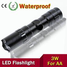 LED Waterproof Torch Flashlight Light Lamp New Hot Mini Handy hv3n - POCKETMAN aiyun Store store