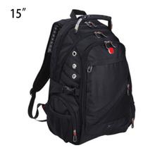 Buy Black laptop school backpack travel bags men notebook waterproof oxford bag Travel backpacks man 14 15 inch for $26.53 in AliExpress store