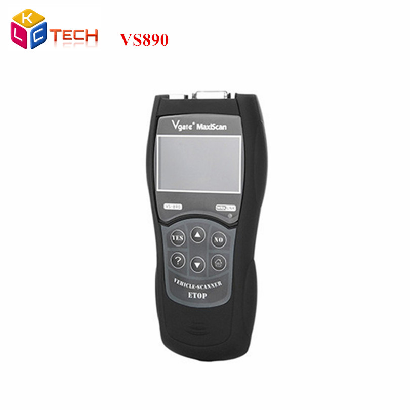 2015 Big Promotion Vgate VS890 Universal Diagnostic Scanner with Multi-language Auto Scan tool(China (Mainland))