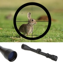 3-9X40 регулируемая тактические Riflescope сетка зрения область для дробовика охотничье ружье цель