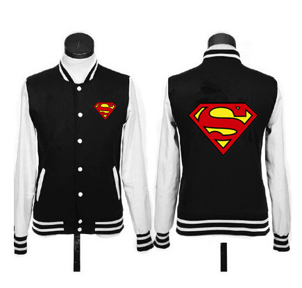 Popular Batman Baseball Jacket Women-Buy Cheap Batman Baseball ...