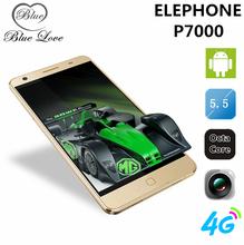 Pre-sale Elephone P7000 MTK6752 64bit Octa Core 3GB RAM 16GB ROM 5.5″ FHD 4G LTE  Android 5.0 16+8MP Fingerprint 1920×1080 IPS