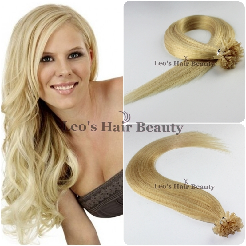 MRS HAIR SALON 20 /ital Nail Tip hair Extension ital
