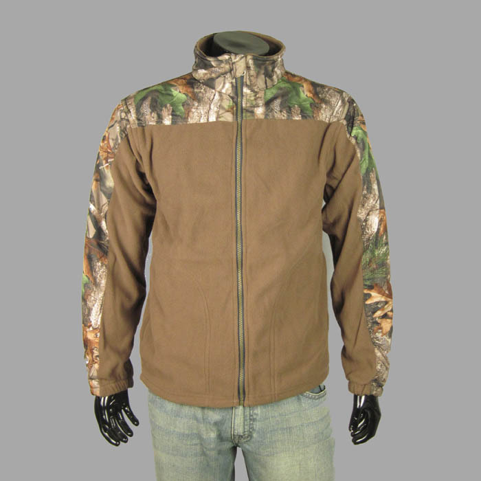 men's fleece jacket Polartec keep warm jacket men for outdoor camping hunting sportwear(China (Mainland))