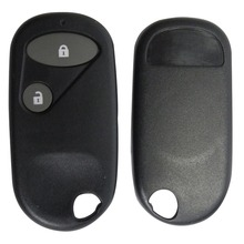 Buy 10s 2 Button Keyless Entry Remote Flip Fob Car Key Shell Case Button Honda Jazz Civic Accord CRV FRV HRV Key Cover Logo for $16.79 in AliExpress store