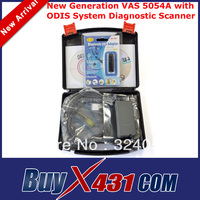 2014 Hot sell OriginalA VAS 5054A with ODIS Diagnostic System for VW - VAS5054a OBDii Code Scanner with OKI Chip - Multilanguage