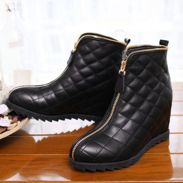 Free shipping new wedges boots womens high-heeled boots platform shoes ankle martin boots shoes for women snow boot<br><br>Aliexpress