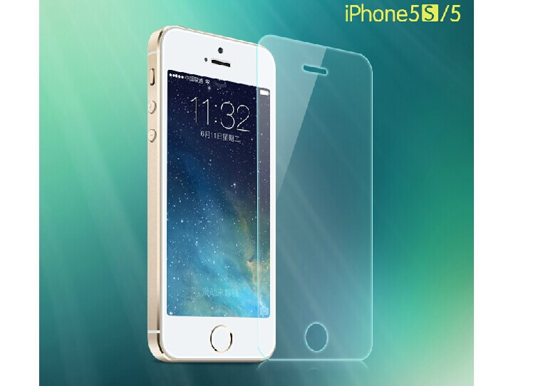4 x Matte Anti-glare Anti glare Screen Protector Film Guard Cover For Apple Iphone 5 5G 5S Front Only(China (Mainland))