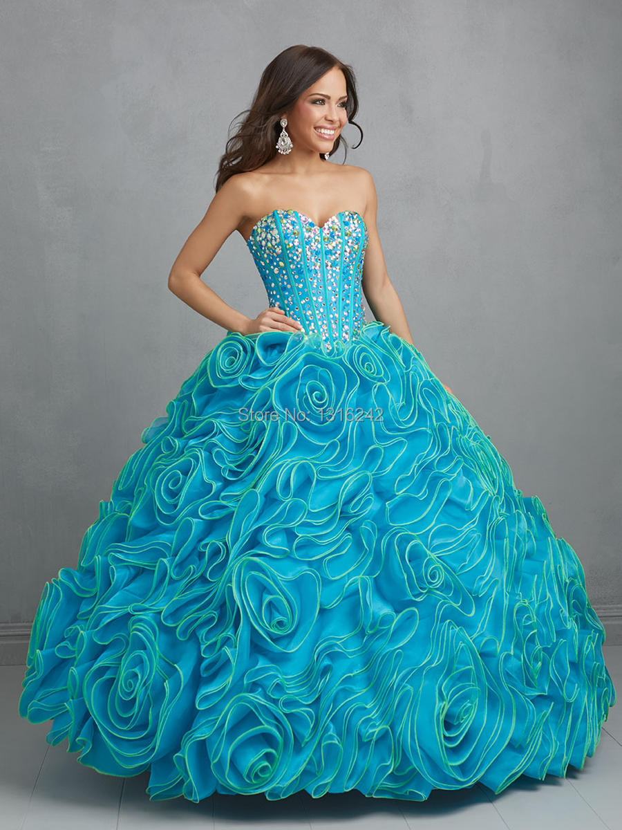 Casual Sweet 16 Dresses