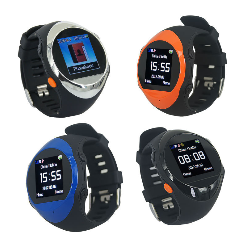 Hot Sales PG88 GPS Tracker For Kids Watch Reloj Android With SIM Position Tracker GPS Tracker Watch(China (Mainland))