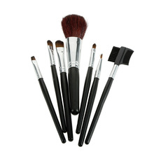 1set 7 pcs Professional Cosmetic Makeup Brush Brushes Set for Face/Eye/Lip  Wholesale