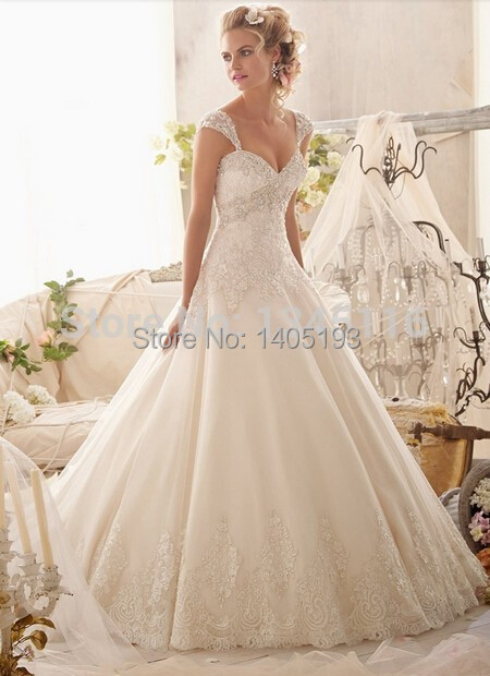 Latest Wedding Dresses And Their Prices : Cheap price new arrival high quality bridal gowns a line sweetheart