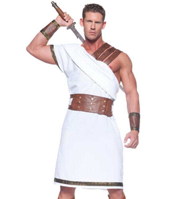 Как сделать костюм богини из простыни