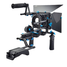 FOTGA DP3000 DSLR Rig Set Movie Kit Shoulder Mount Rig for DSLR Cameras and Video Camcorders