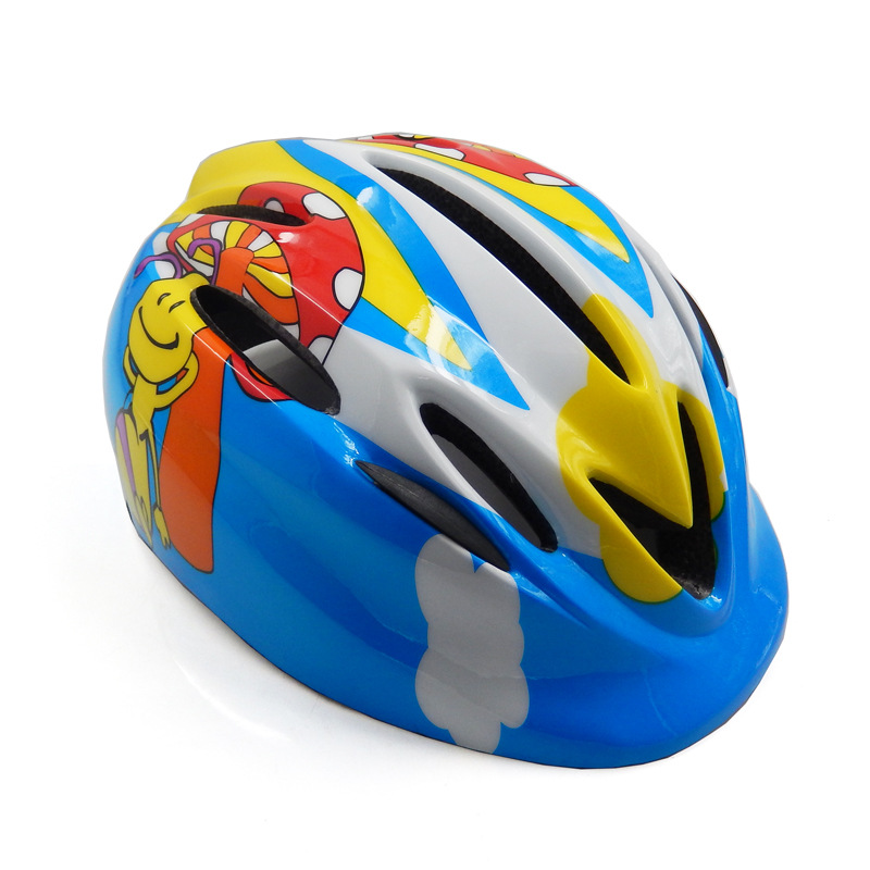 Bike Equipment Bicycle Kids Helmets Cycling Helmets for Children Skating Sports Safety Protectors Bicycle Helmet for Kids P110(China (Mainland))