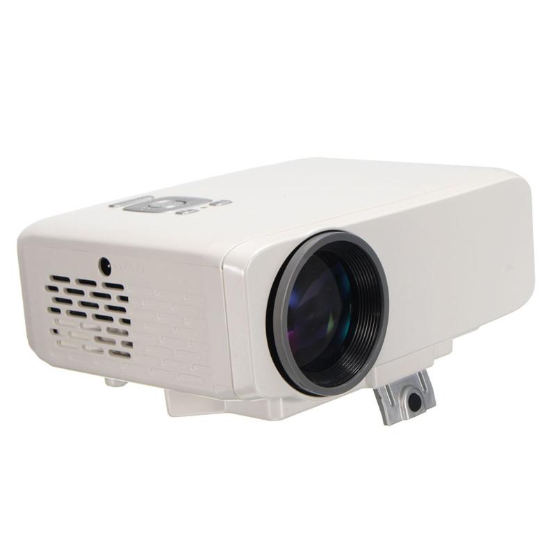 GP9S 800LUX Full HD 1080P Home Theater LED Mini Portable Projector Cinema USB TV VGA