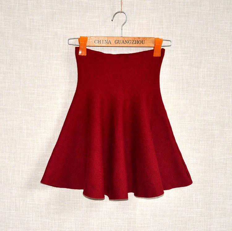 Женская юбка No Brand GS12 Celebeity Flare