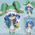 DATE A LIVE Hermit Cute Toys 10cm Cartoon PVC Action Lovely Toy Action Figure For Children