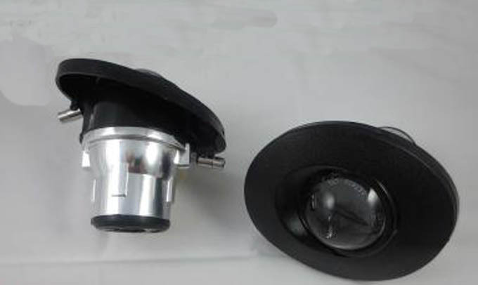 Replacement Parts for toyota noah vios fortuner driving projector Bifocal lens high full dipped low beam