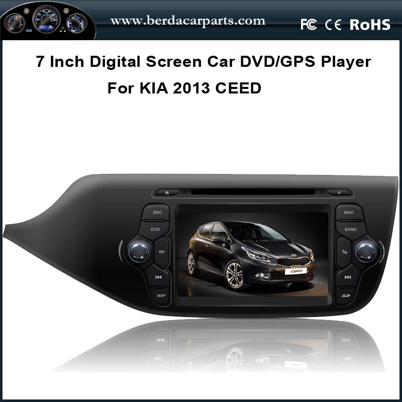 7inch Touch Screen font b Car b font DVD font b Player b font For KIA