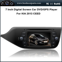 7inch Touch Screen Car DVD Player For KIA CEED 2012-2013 With GPS Radio Bluetooth Free Map