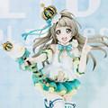 Anime figures Love live PVC Action figure Lovely Minami Kotori Snowman Ver Boy Toys 23 cm