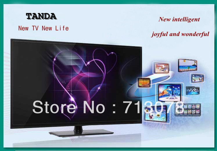 full hd 42 inch 3d led smart tv tv with network function and 3d effect in television from. Black Bedroom Furniture Sets. Home Design Ideas