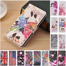 Buy Fashion Retro Leather Flip Wallet Silicone Soft Cover iPhone 7Plus Case Love flower Butterfly iPhone 7 iPhone7 Plus Case for $2.49 in AliExpress store