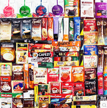 80pcs Global Instant coffee white coffee cappuccino etc Sale 55 25pieces every coffee you can have