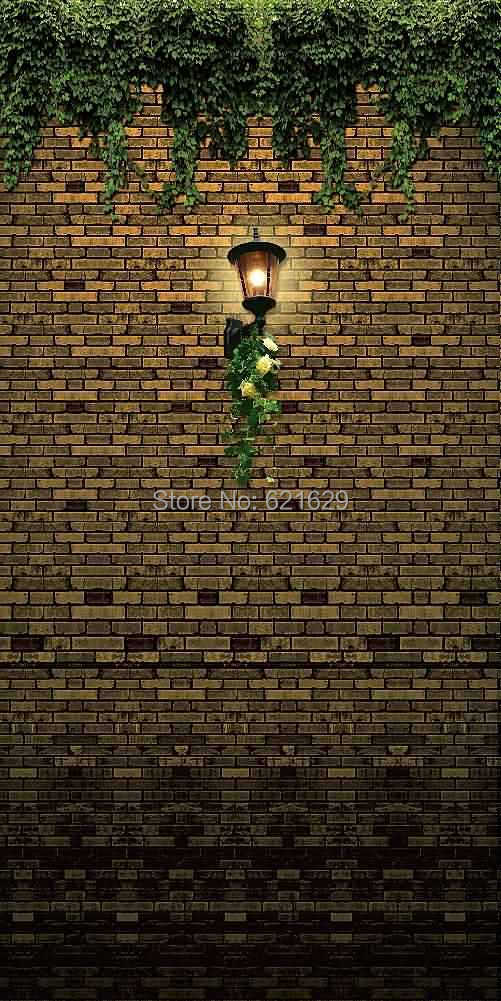 Brick Wall 10x20 CP Computer-painted Scenic Photography Background Photo Studio Backdrop XLX-594<br><br>Aliexpress