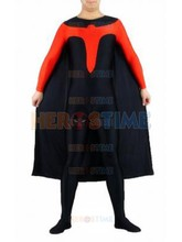 Batman costume spandex halloween cosplay Red Robin Superhero Costume show Zentai Suits the most classic