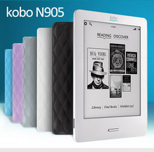 Kobo Touch origine N905 2 GB 0.8 MHz WiFi Eink Ebook reader, N905a 6 polegada, Non kindle glo, E - ink E-book lecteur(China (Mainland))