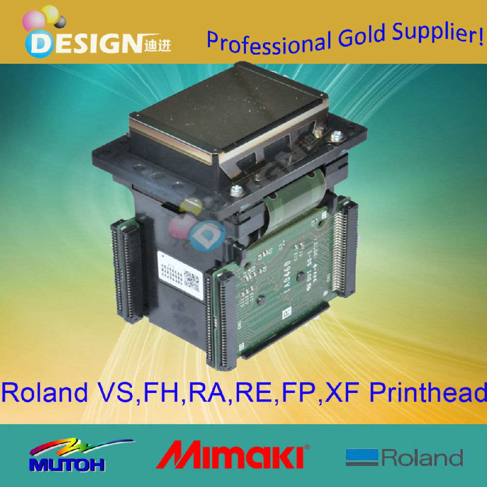 DX7 solvent based print head for Roland RA540(China (Mainland))