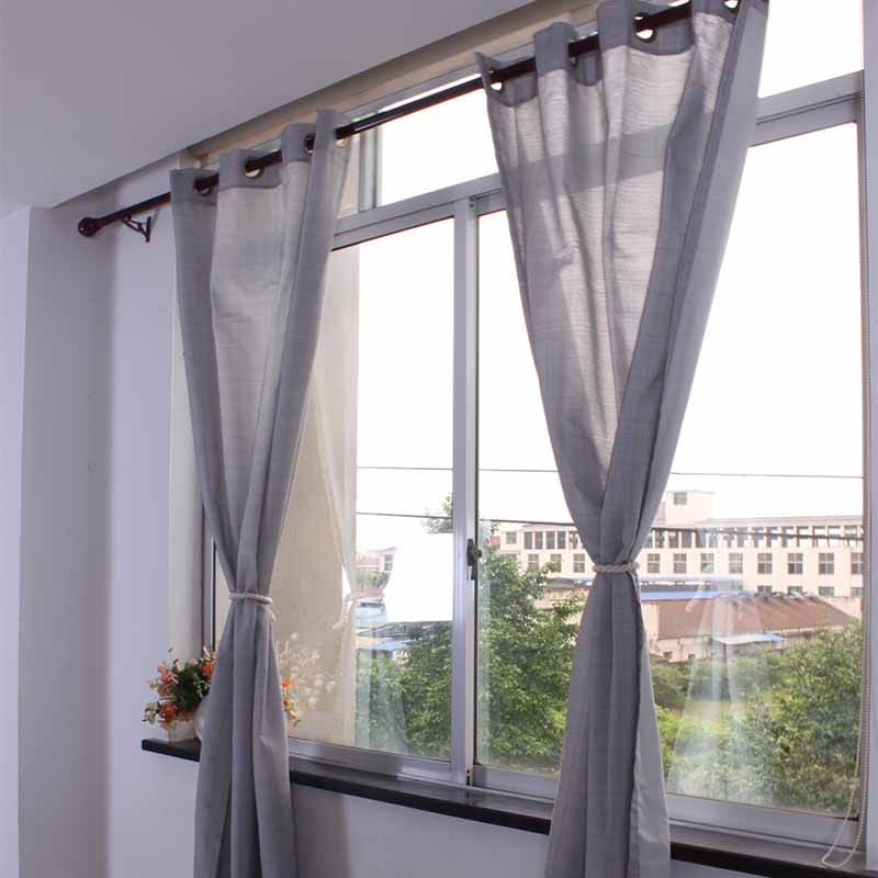 2016 hot sale new fashion design modern cloth grommet for New windows for sale