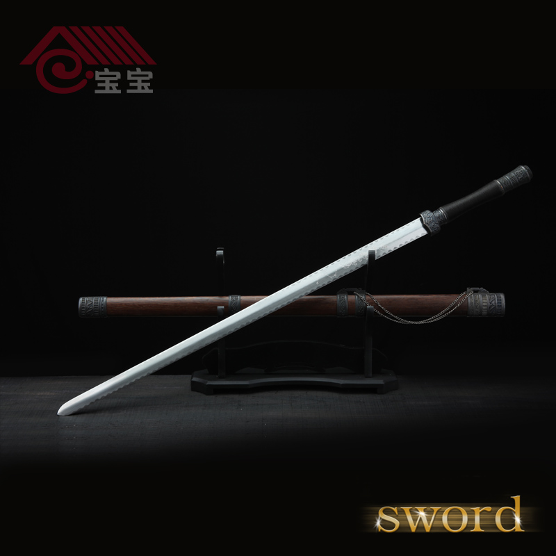 Chinese handmade home decor sword/2016 Direct Selling Special Offer Sword Battle ready katana samurai Best Collection(China (Mainland))