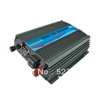 300w New Grid Tie Inverter on grid System For Solar panel PV DC 24v-48v to AC 220V/110v+10% Pure Sine Wave MPPT Function