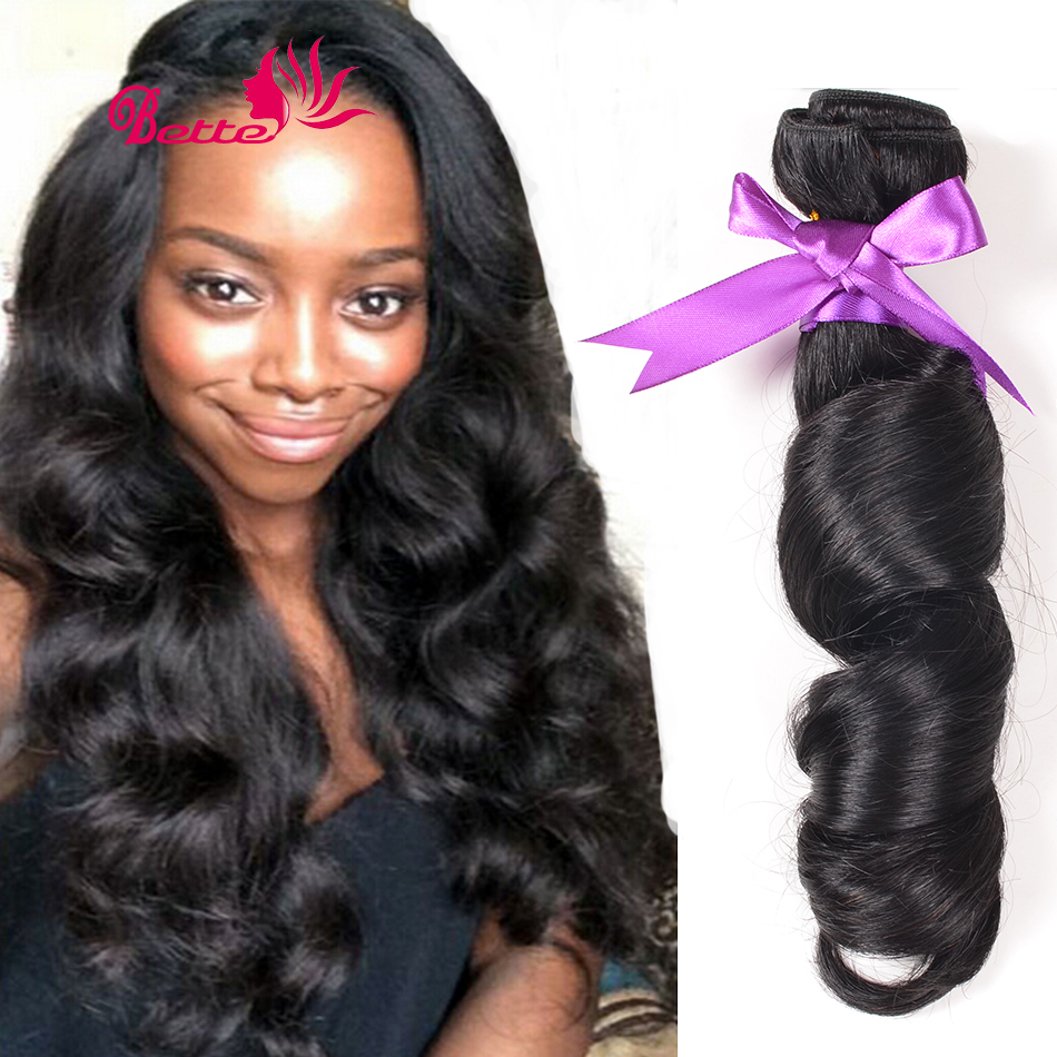 Unprocessed Cheap Malaysian Hair Extension 4 Bundles Malaysian Loose Wave Virgin Hair Virgin Loose Wave Hair Malaysian Lose Wave