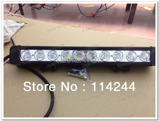 2014 NEW 10-70V 17.2 inch 100W 7000LM ATV tractor Truck Trailer SUV road Boat Work lights CREE LED light bar - Led supplier Store store